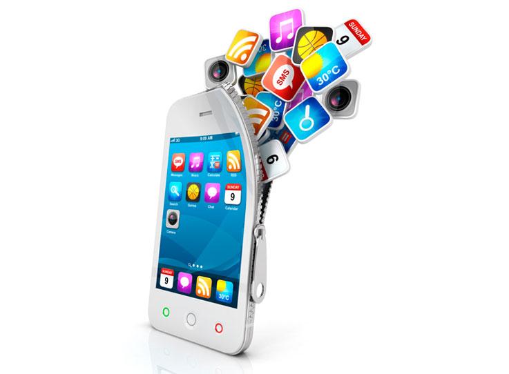 mobile app features marketing develop