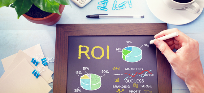 increase website ROI