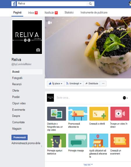 Online Marketing Reliva Third Image