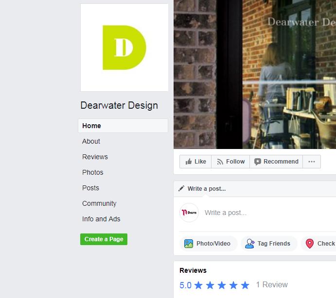 dearwater design case study