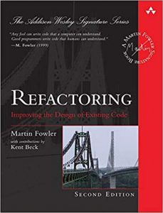 books developers refactoring
