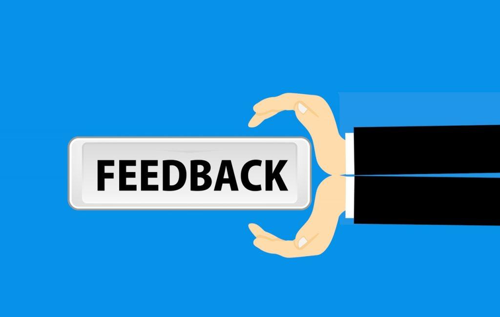 feedback customer